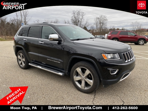 2015 Jeep Grand Cherokee in Moon Township, PA