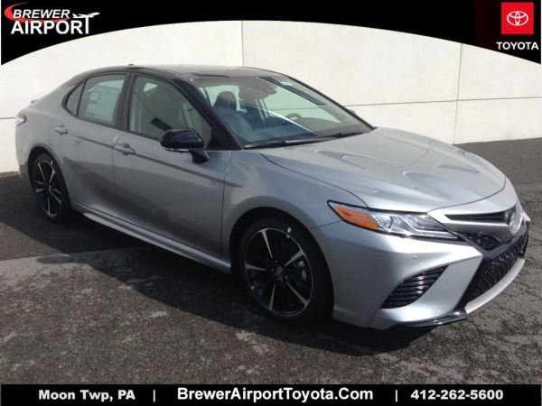 2020 Toyota Camry in Moon Township, PA