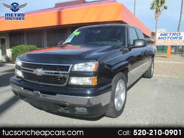 2006 Chevrolet Silverado 1500 in Tuscon, AZ