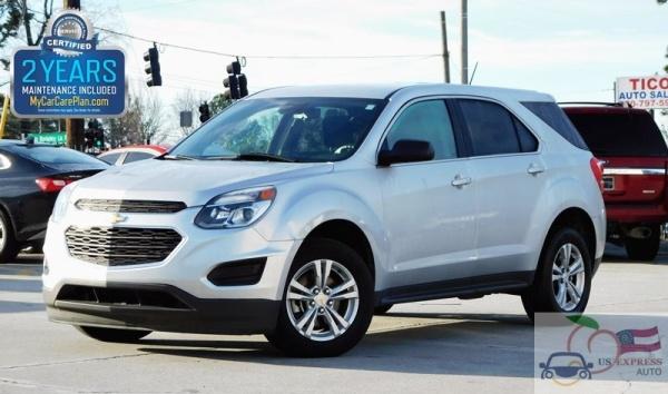 2017 Chevrolet Equinox in Peachtree Corners, GA