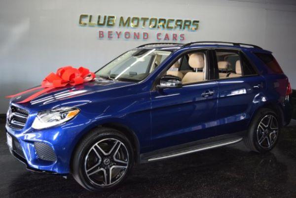2018 Mercedes-Benz GLE in Santa Ana, CA