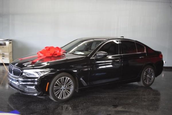 2017 BMW 5 Series in Santa Ana, CA