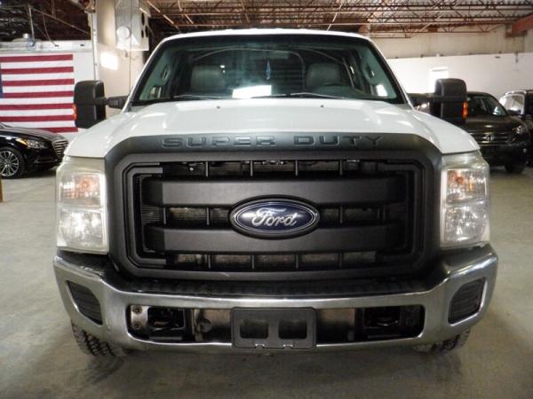 2012 Ford Super Duty F-350 XL