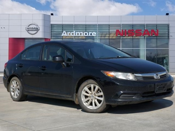 2012 Honda Civic in Ardmore, OK