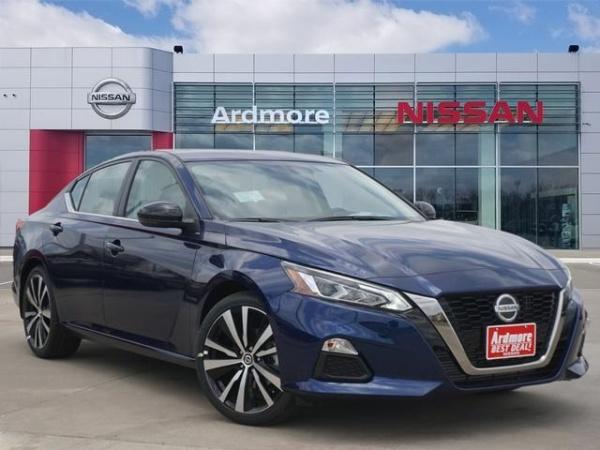 2019 Nissan Altima in Ardmore, OK