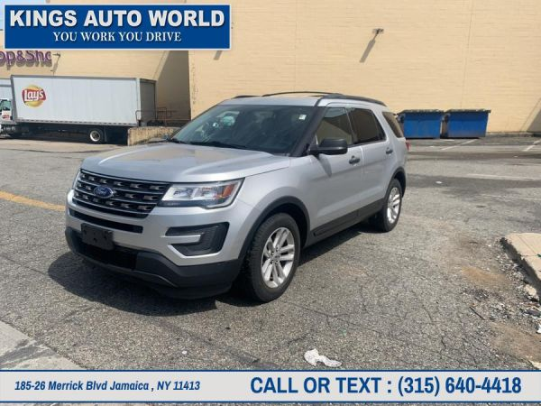 2017 Ford Explorer in Jamaica, NY