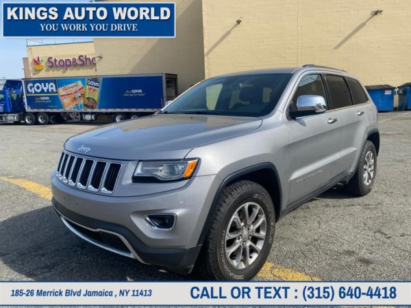2015 Jeep Grand Cherokee in Jamaica, NY