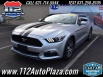 2015 Ford Mustang EcoBoost Premium Convertible for Sale in Patchogue, NY