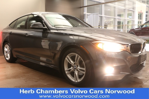 2016 BMW 3 Series in Norwood, MA