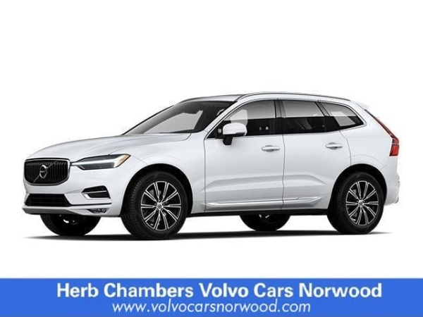 2020 Volvo XC60 in Norwood, MA