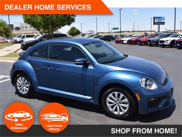 2019 Volkswagen Beetle in Lubbock, TX