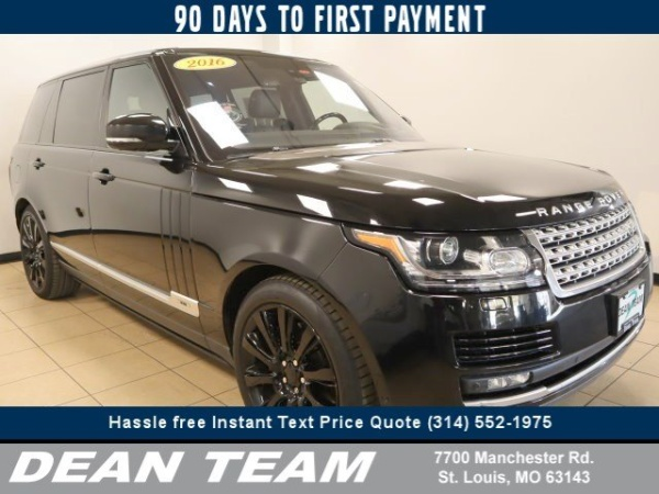 2016 Land Rover Range Rover in St. Louis, MO