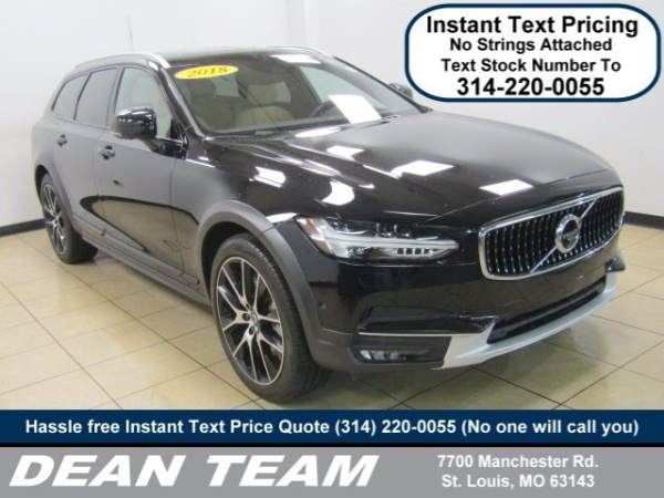 Dean Team Volvo >> 2018 Volvo V90 Cross Country T6 For Sale In St Louis Mo