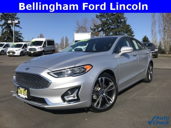 2019 Ford Fusion in Bellingham, WA