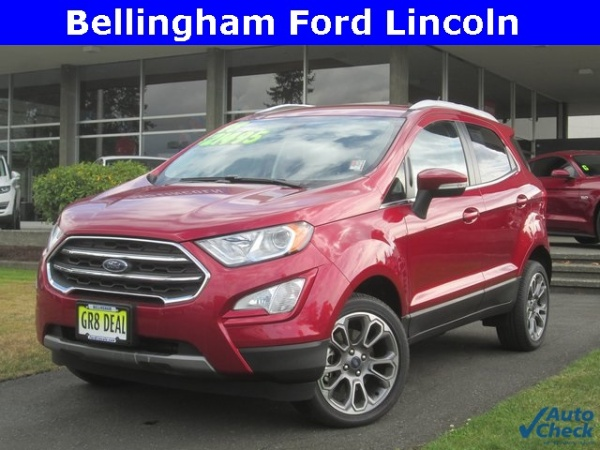 2018 Ford EcoSport in Bellingham, WA
