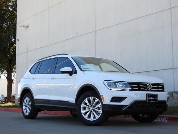 2020 Volkswagen Tiguan in Irving, TX
