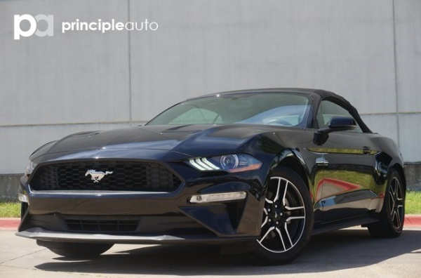 2019 Ford Mustang in Irving, TX