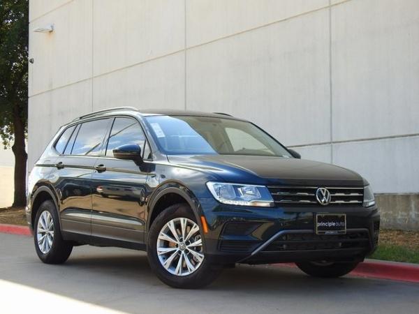 2019 Volkswagen Tiguan in Irving, TX