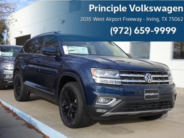 2019 Volkswagen Atlas in Irving, TX