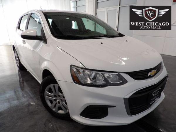 2018 Chevrolet Sonic LT Auto Fleet