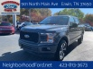2020 Ford F-150 XL SuperCrew 5.5' Box 4WD for Sale in Erwin, TN