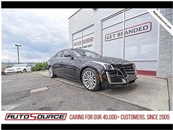 2017 Cadillac CTS 3.6L Luxury