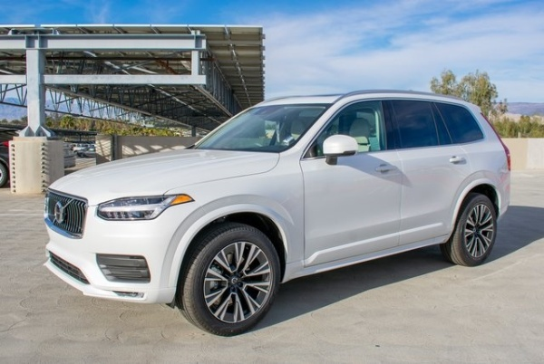 2020 Volvo XC90 in Cathedral City, CA