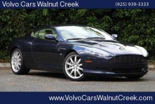Used Aston Martin >> Used Aston Martins For Sale In San Mateo Ca Truecar
