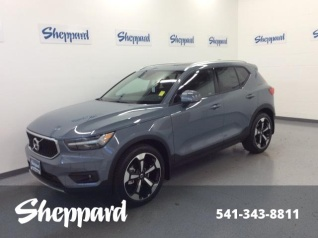 2020 volvo xc40 t5 awd momentum for sale in eugene, or