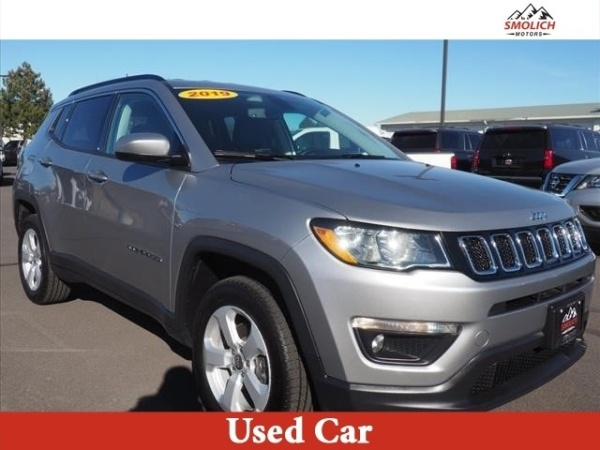 2019 Jeep Compass in Bend, OR