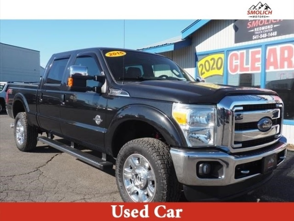 2015 Ford Super Duty F-350 in Bend, OR