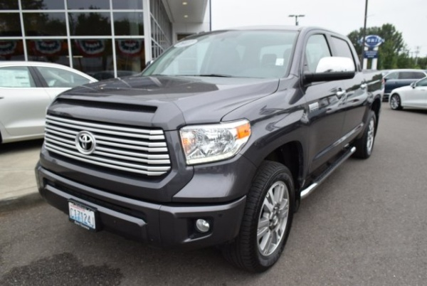 2017 Toyota Tundra Reviews, Ratings, Prices - Consumer Reports
