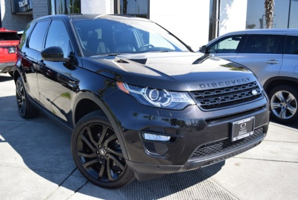 2016 Land Rover Discovery Sport Reviews, Ratings, Prices