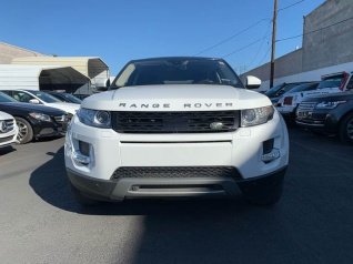 Range Rover Las Vegas >> Used Land Rover Range Rover Evoques For Sale In Las Vegas