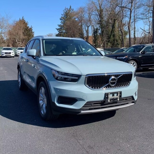 2019 volvo xc40 t4 momentum fwd for sale in fort myers fl. Black Bedroom Furniture Sets. Home Design Ideas