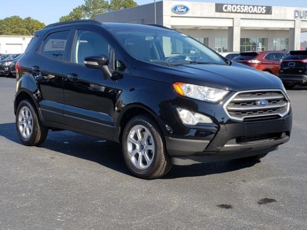 2020 Ford EcoSport in Dunn-Benson, NC