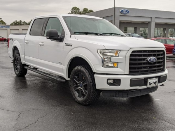 2016 Ford F-150 in Dunn-Benson, NC