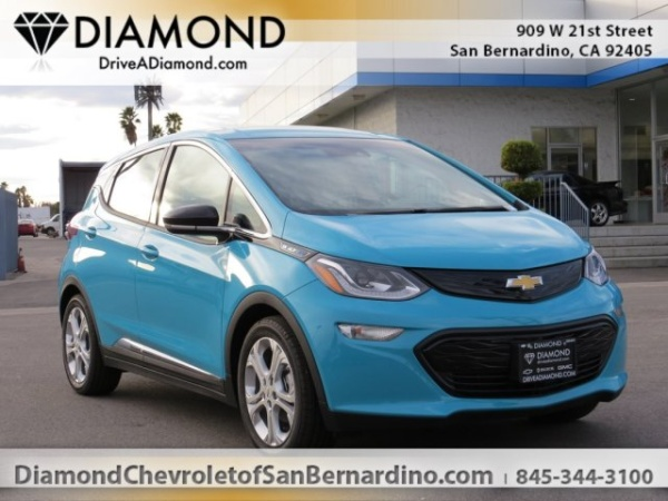 2020 Chevrolet Bolt EV in San Bernardino, CA