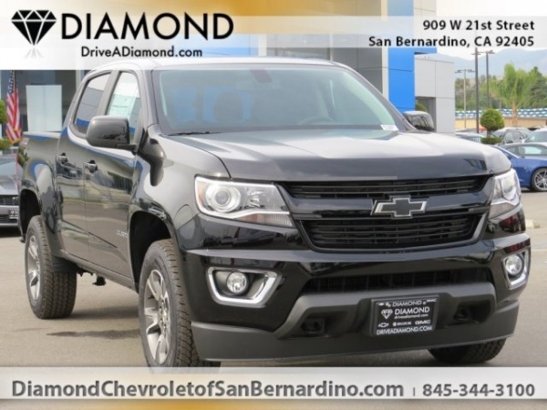 2020 Chevrolet Colorado in San Bernardino, CA