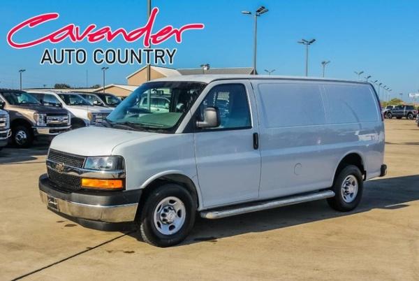 2018 Chevrolet Express Cargo Van in Columbus, TX