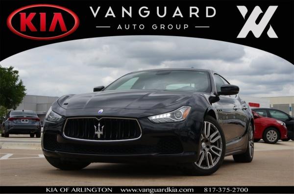 2017 Maserati Ghibli in Arlington, TX