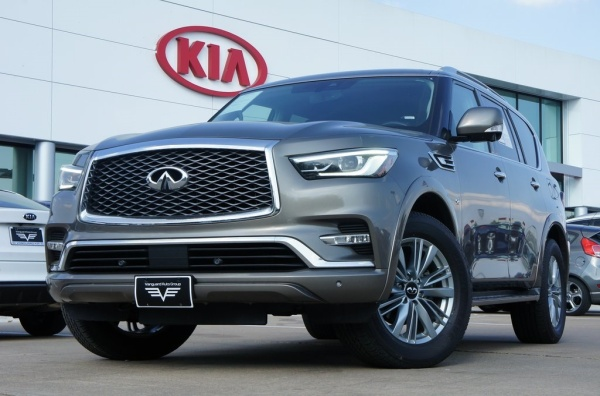 2019 INFINITI QX80 in Arlington, TX