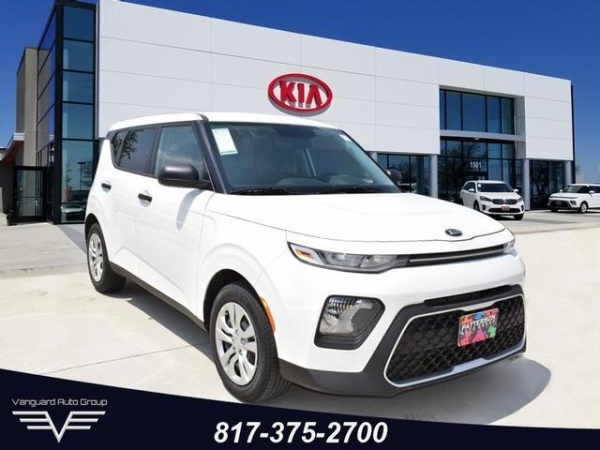 2020 Kia Soul in Arlington, TX