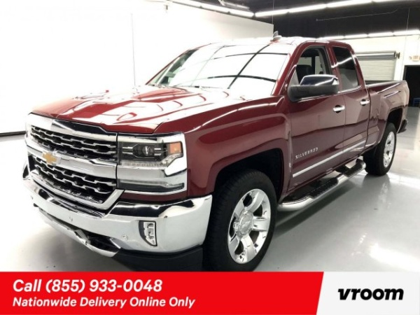 2017 Chevrolet Silverado 1500 in Stafford, TX