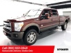 """2016 Ford Super Duty F-350 King Ranch Crew Cab 156"""" 4WD for Sale in Grove City, OH"""