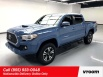 2019 Toyota Tacoma TRD Sport Double Cab 5' Bed 4WD 6 Automatic for Sale in El Paso, TX