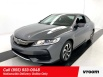2016 Honda Accord LX-S Coupe I4 CVT for Sale in Watsonville, CA