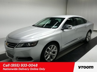 Used Chevy Impala For Sale >> Used Chevrolet Impalas For Sale In Seattle Wa Truecar