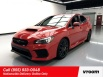 2018 Subaru WRX STI Limited with Wing Spoiler Manual for Sale in Charlotte, NC