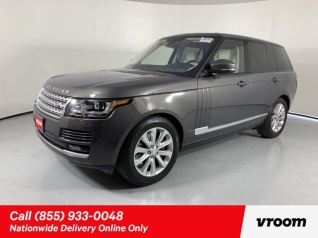 Land Rover Chicago >> Used Land Rover Range Rovers For Sale In Chicago Il Truecar